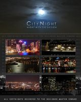 City Night : 2 by MasterEdward