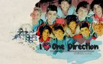 wallpaper de one direction by AliiceEditions