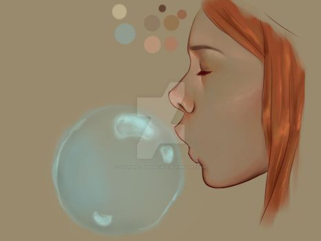 Bubble away by luthien-lossehelin21