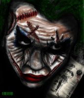 JOKER by ACKZ-TWISTED-ART