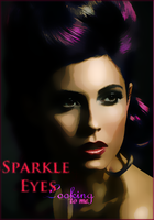 Sparkle Eyes Looking to Me by Brain-Jr