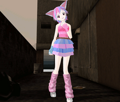 :MMD: Candy Killer by TeapotTritium