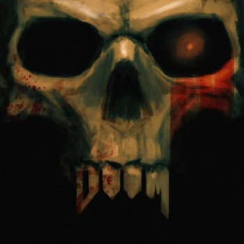 Doom fan cover by JerichoRus