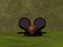 Mouse 3 by RaindropLily
