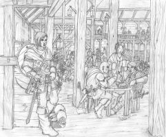 The Tavern by Taaks