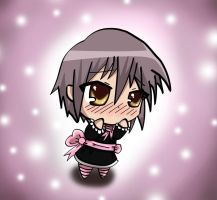 Chibi Nagato by pipsinpaddle