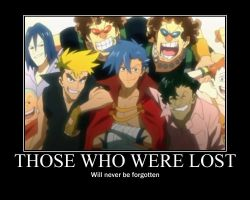 Those who were lost Version 1 by Ritoshi-Uenohara