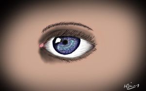 Eye attempt 3 by MrSandman12