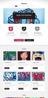 Dopetrope, a free responsive site template/theme by nodethirtythree