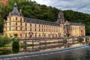 Brantome by tiquitiqui