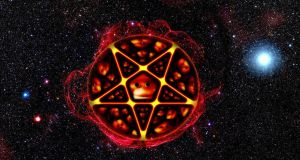 Loaf pentacle by OrgasmusMaximus
