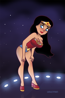 Wonder Woman by VaultMan