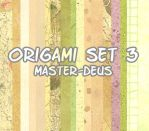 origami set 3 by master-deus