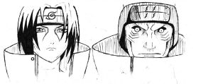 Itachi - Kisame by forever-is-overrated