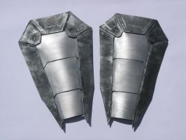 R2-Armor WIP 3-Thigh Protector by Hyokenseisou-Cosplay