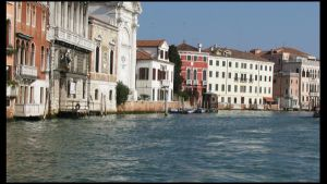 venice grande canale by fsoulee