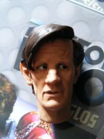 Matt Smith Sculpt 7 by frasierdalek