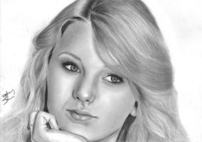 Taylor Swift by Bee-Minor