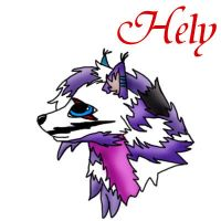 Hely by MortalKitty