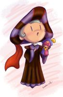Frollo by I-Am-Bleu