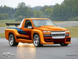 Chevrolet Colorado - VT by Askashi