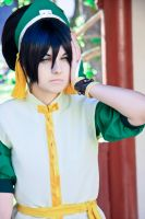 Toph Bei Fong - It's Useless. by Sorel-Amy