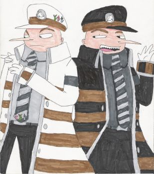 Gru and OtherGru by Anna-aurion