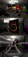 Wrath of Lucky Part 27: Begining of the End by DarkMario2