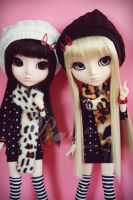 Twin...Twin by mydollshouse