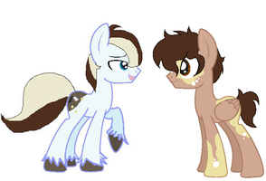 Barker x Unnamed Colt Breedable by SarasAdoptables