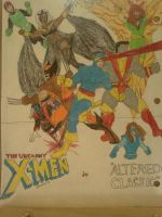 Altered Classic feat. The Uncanny X-Men by dhbraley