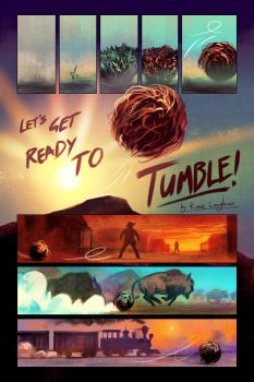 Let's Get Ready to Tumble! - Page 1 by aora