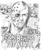 Jason Behind the Mask by axis000