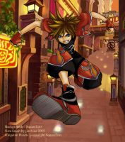 Red Fusion aka Brave Sora mode by junAsea