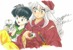 Kagome - Inuyasha by Lyxy