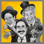 Marx Brothers by garypetersjr