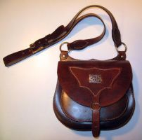 Trapper's bag by aberham by LeatherArtisans