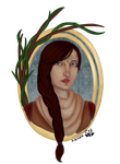 DA: Inquisitor Ariet Lavellan by cookyy