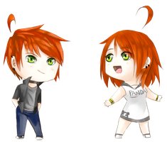 Shane and Sheila by mieulinhtu