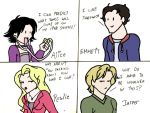The Cullen Kids by greenfairy87