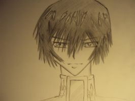 Lelouch Lamperouge by supercli