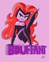 Bouffant by Superion123
