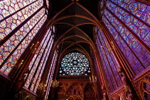 Sainte-Chapelle by imaagination