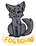 Commission:: Fogbound chibi by Crazyfox346