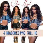 Cher Lloyd PNG'S (Leer descripcion para descarga) by ByMemiiEditions