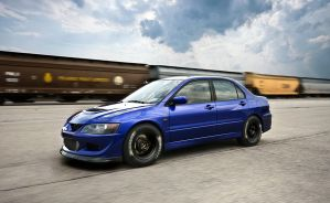 STM Evo Shoot III by RedlineHeart