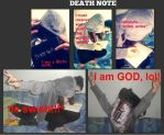 Death Note- 2nd Generation Kira fail xD by DemonEyes-AngelHeart