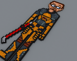 Gordon Freeman by itsklicken