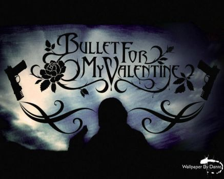 Bullet For My Valentine Blue by Dante08
