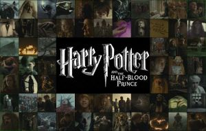 Harry Potter and the Half-Blood Prince by Lexxa24